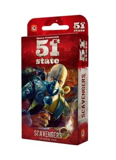 51st State: Master Set – Scavengers