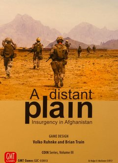 A distant Plain: Insurgency in Afghanistan