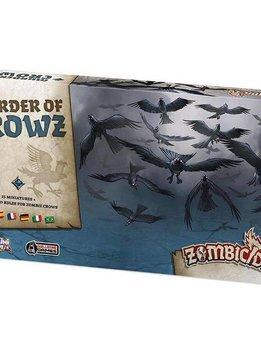 Zombicide Black Plague: Murder of Crowz