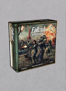 Fallout Wasteland Warfare 2 Player Core Set