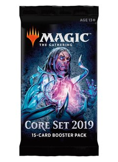 CORE 2019 booster Pack (FR)