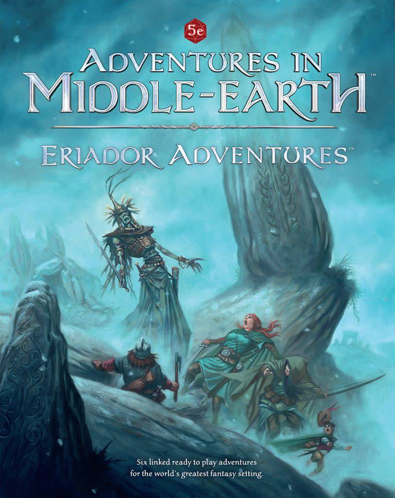 Adventures in Middle Earth - Eriador Adventures