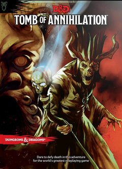 Donjons & Dragons: Tomb of Annihilation (FR)