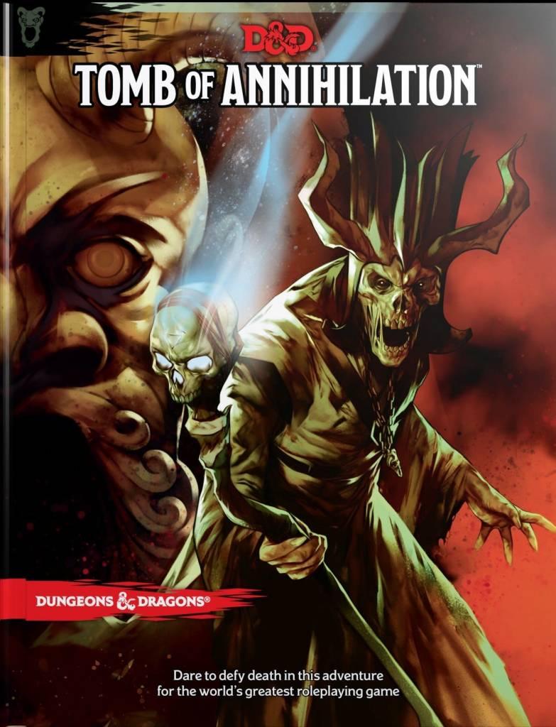 Donjons & Dragons: Tomb of Annihilation (FR)