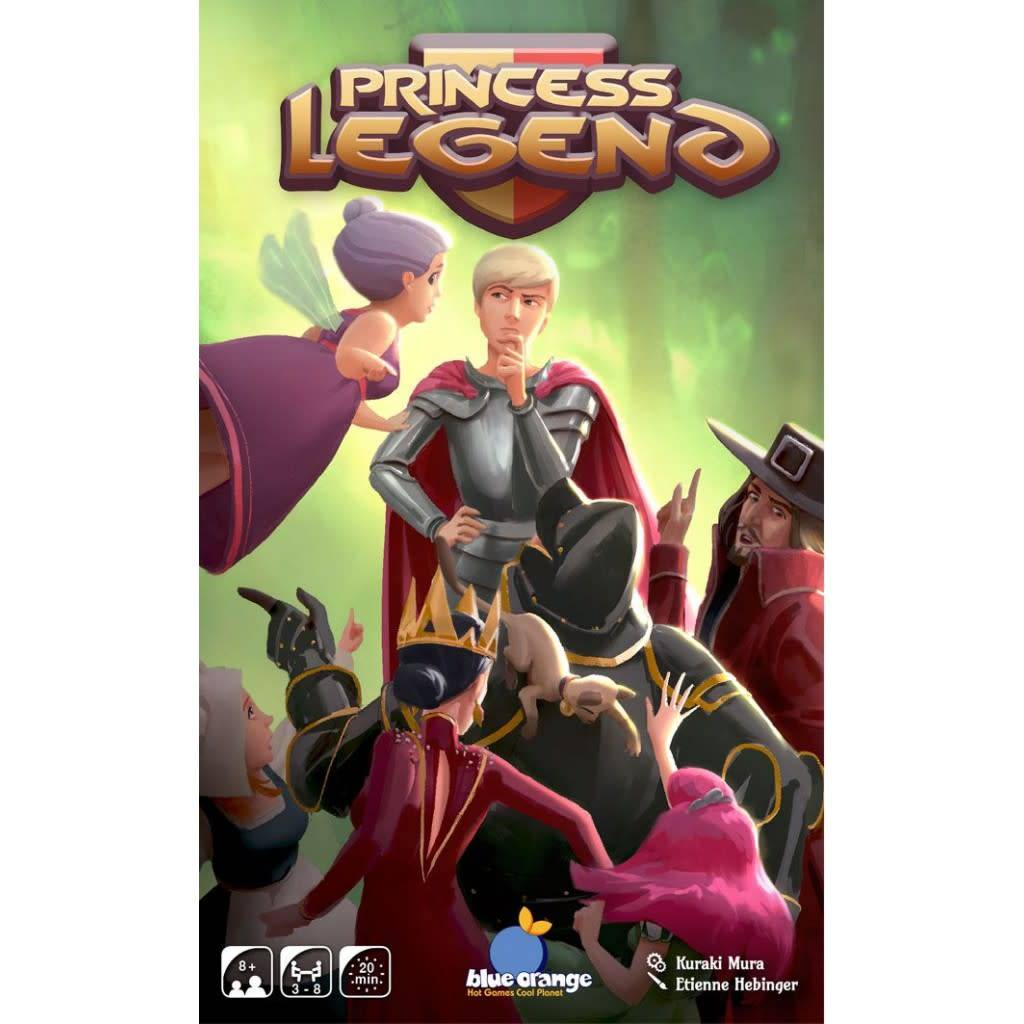 Princess Legend (multilingue)