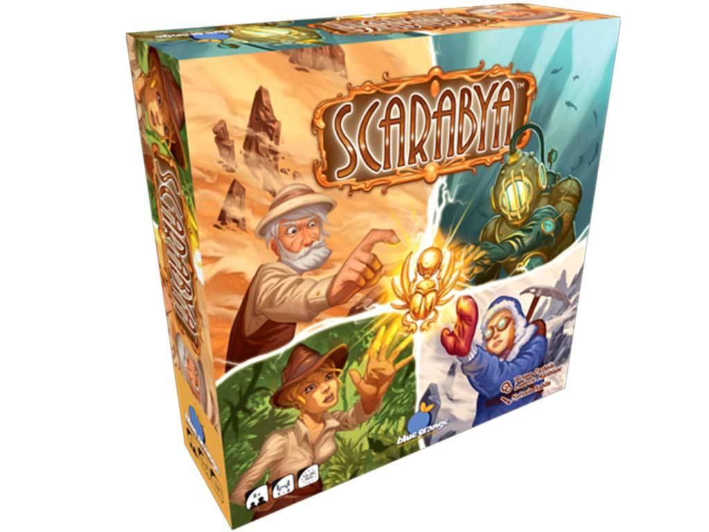 Scarabya