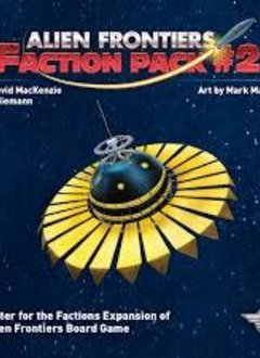 Alien Frontiers Faction Pack 2