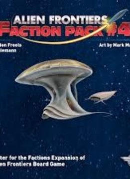 ALIEN FRONTIERS FACTION PACK 4