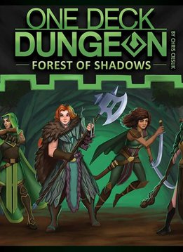 One Deck Dungeon : Forest of Shadows