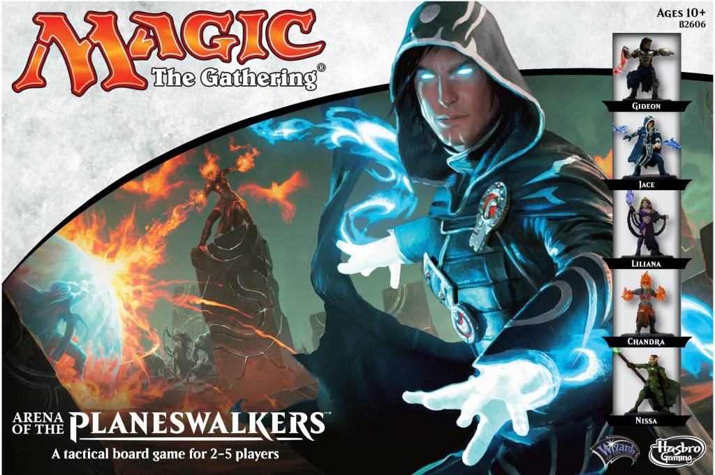 Arena of the Planeswalkers - TIM
