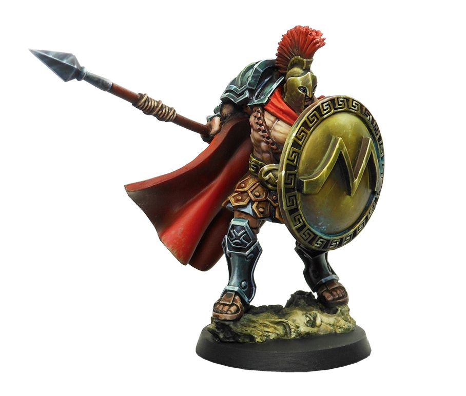 Aristeia! Maximus Thermopylae
