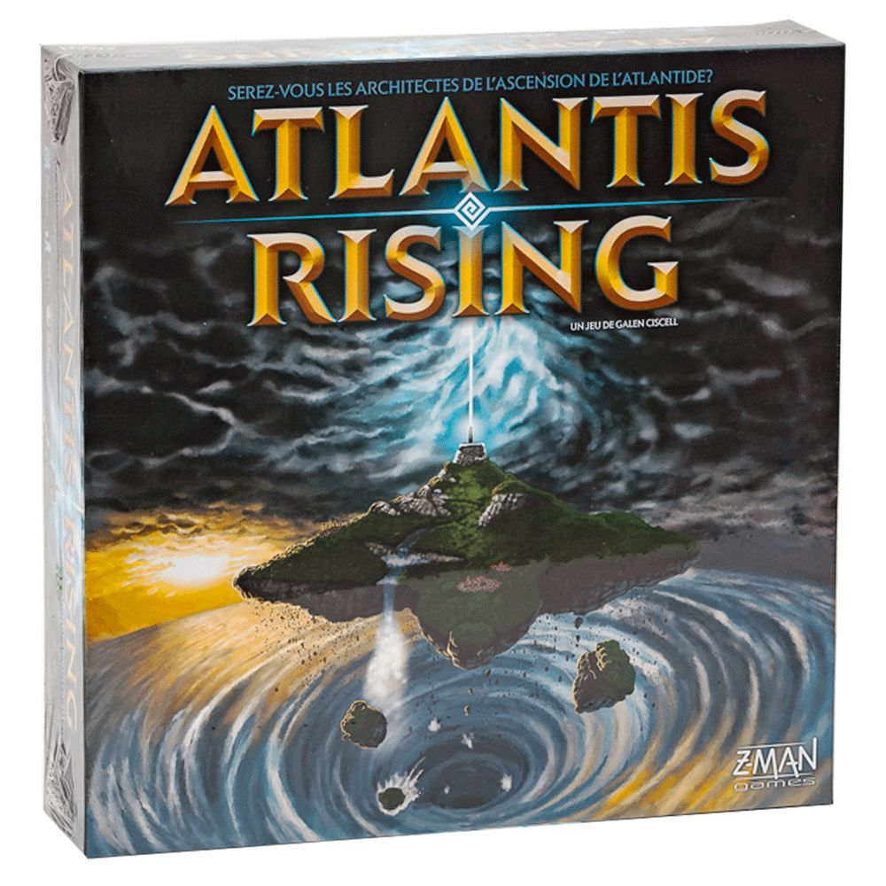 Atlantis Rising FR