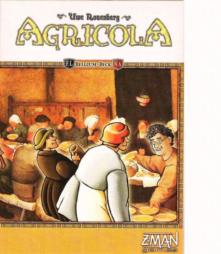 Belgium Deck Agricola
