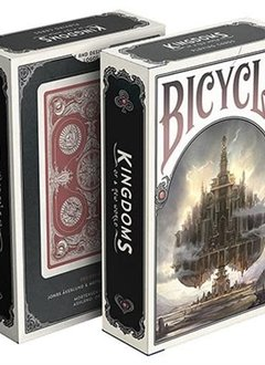 Bicycle Kingdoms of a new world noir