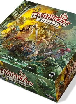 Black Plague : Green Horde KS Edition