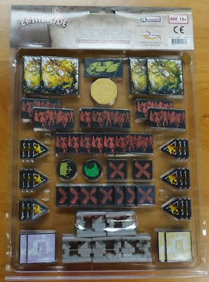 Black Plague : Green Horde KS Edition : Plastic Token Pack