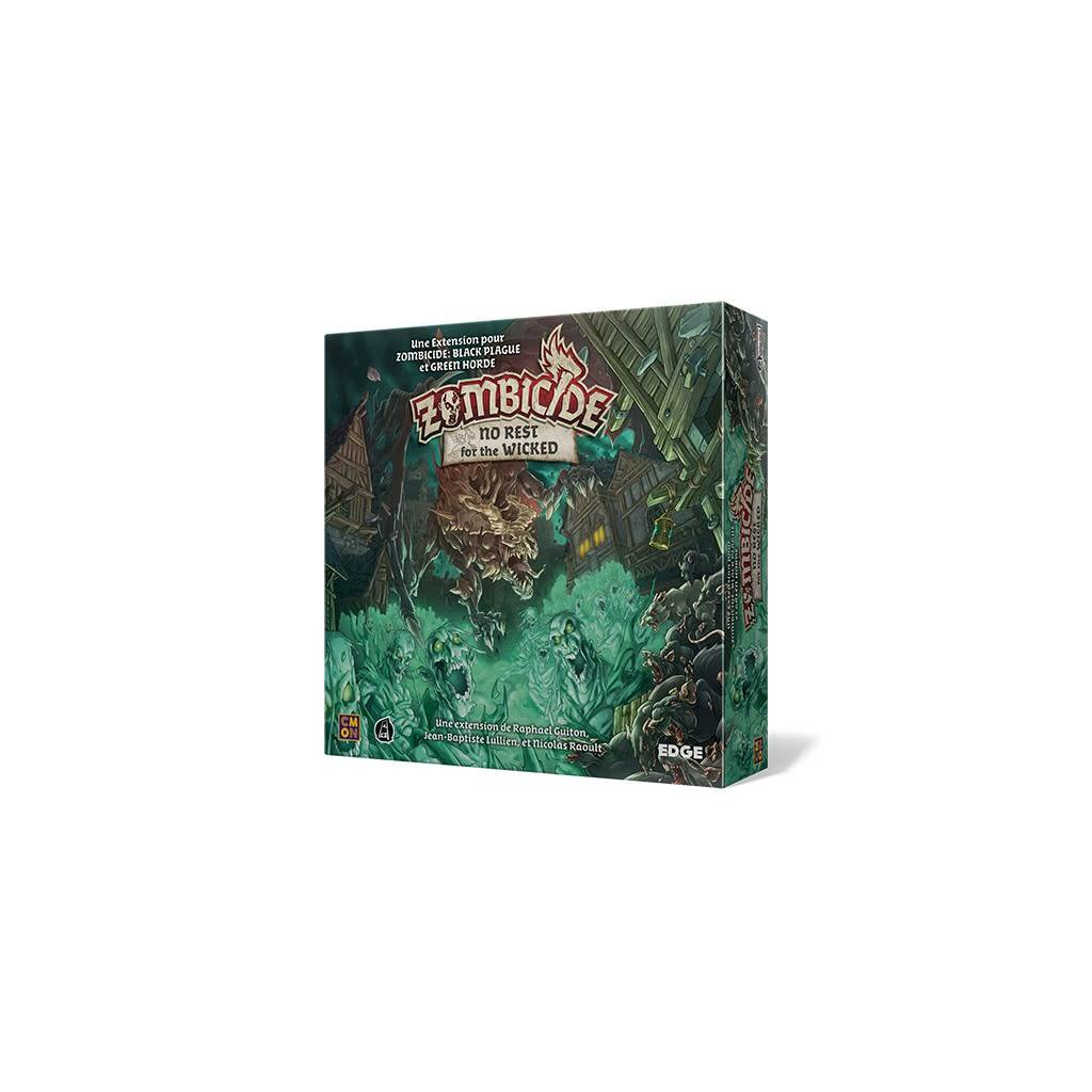 Black Plague Green Horde - No Rest for the Wicked