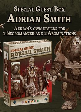 Black Plague: Green Horde KS Edition: Adrian Smith
