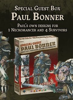 Black Plague: Green Horde KS Edition: Paul Bonner