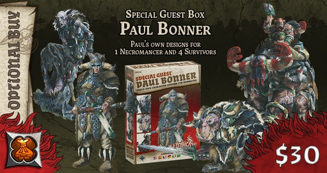 Black Plague: Green Horde KS Edition: Paul Bonner