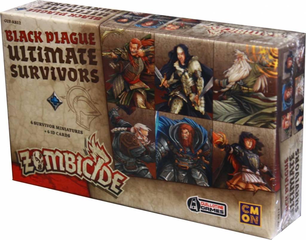 Black Plague: Green Horde KS Edition: Ultimate Survivors