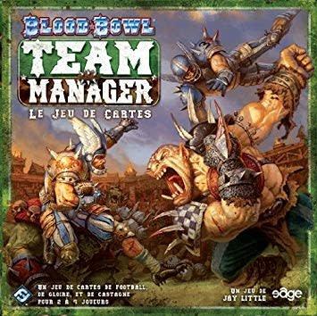 Blood Bowl Team Manager: Le jeu de cartes