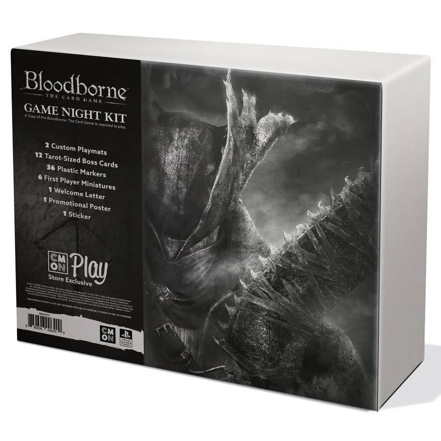 Bloodborne Game Night Kit