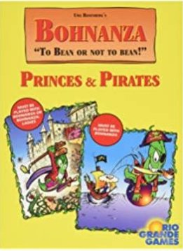 Bohnanza Princes & Pirates Expansion