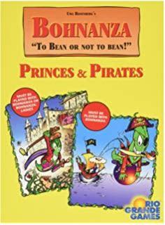 Bohnanza Princes & Pirates Expansion