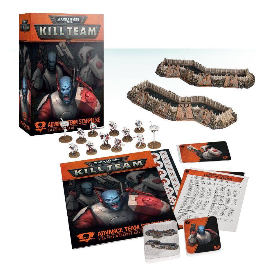 Kill Team: Advance Team Star Pulse (FR)