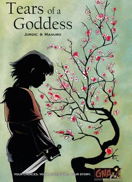 Graphic Novel Adventure #2 - Tears of a Goddess