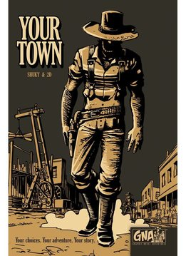 Graphic Novel Adventure #4 - Your Town