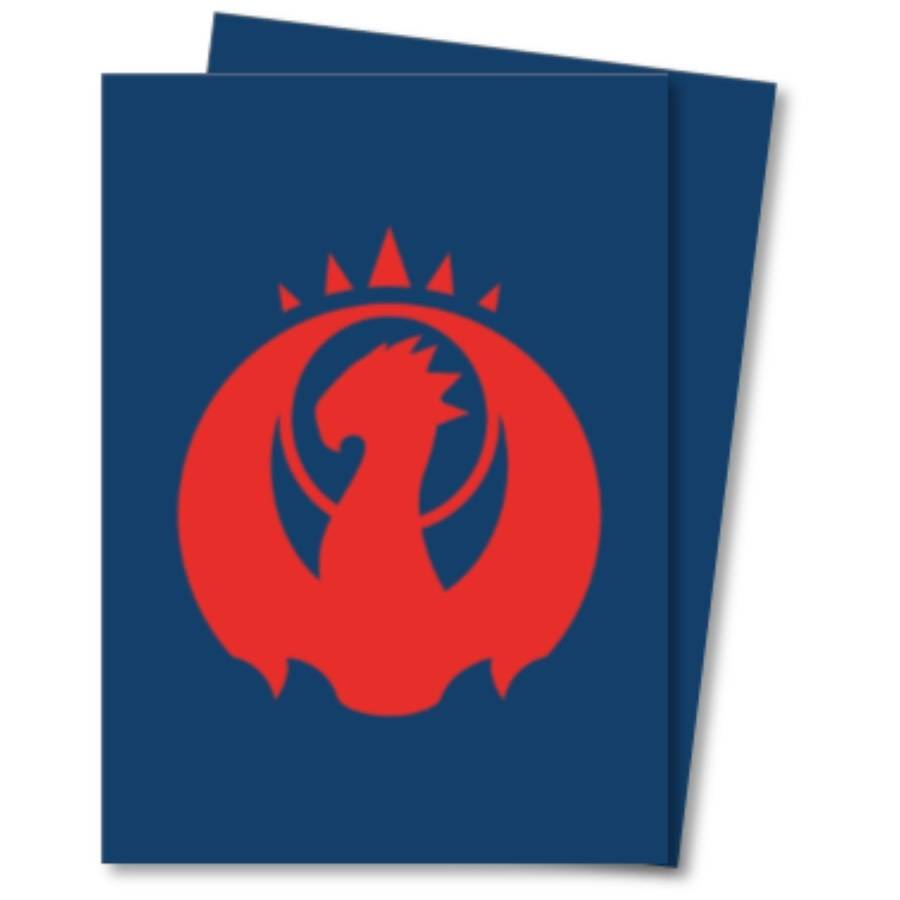 Guilds of Ravnica - Izzet Sleeves