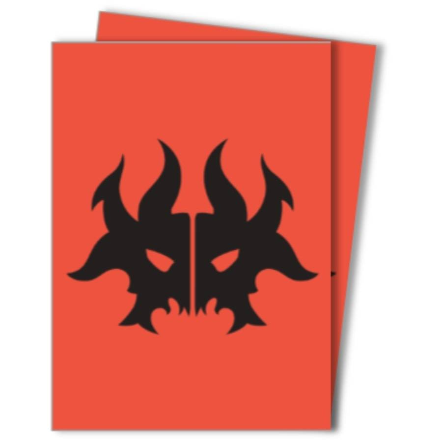 Guilds of Ravnica - Rakdos Sleeves