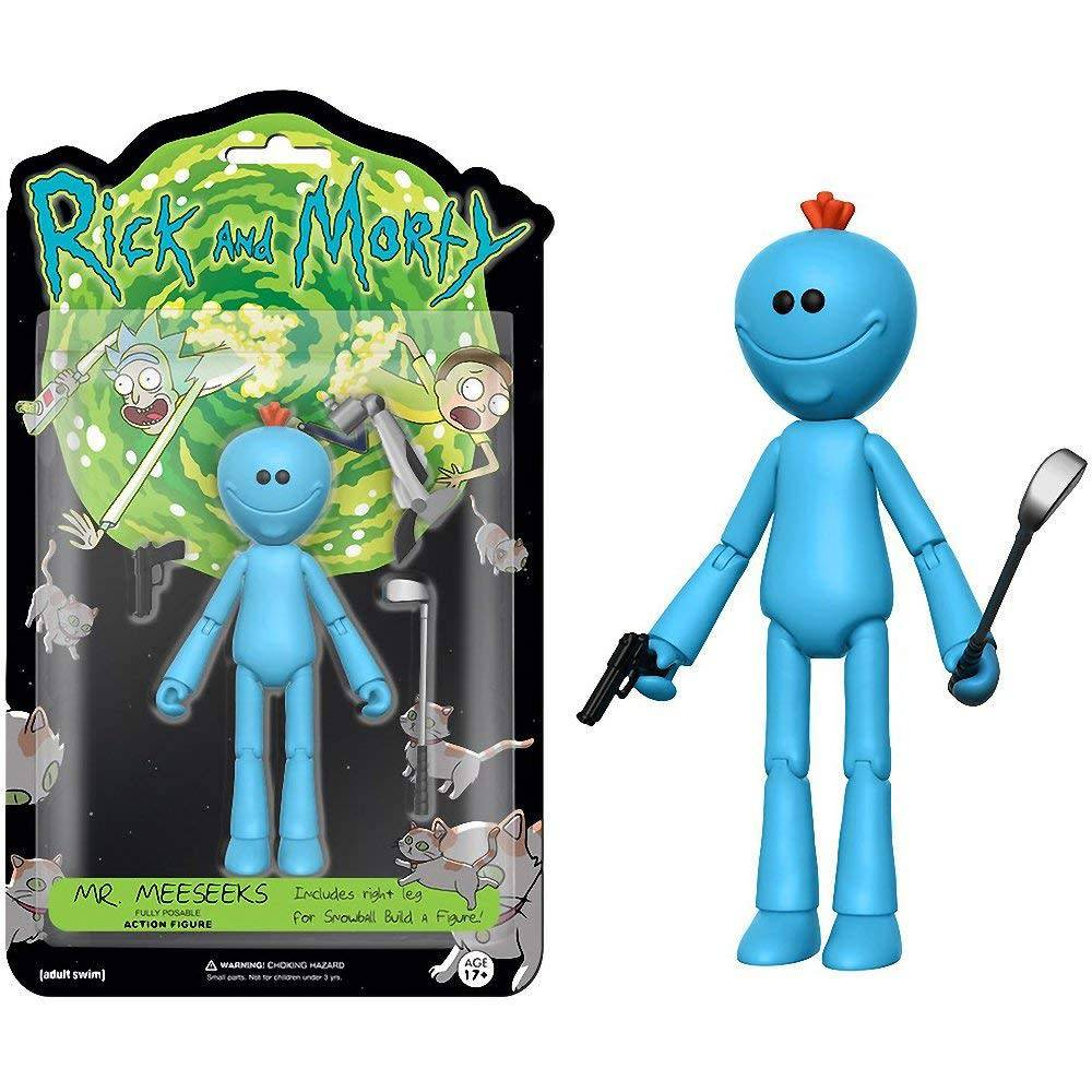 Meeseeks Action Figure