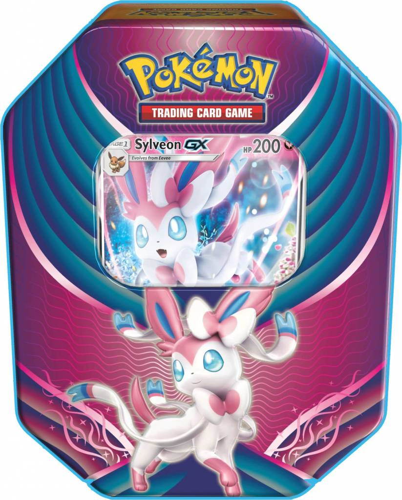 Evolution Celebration Tin - Sylveon