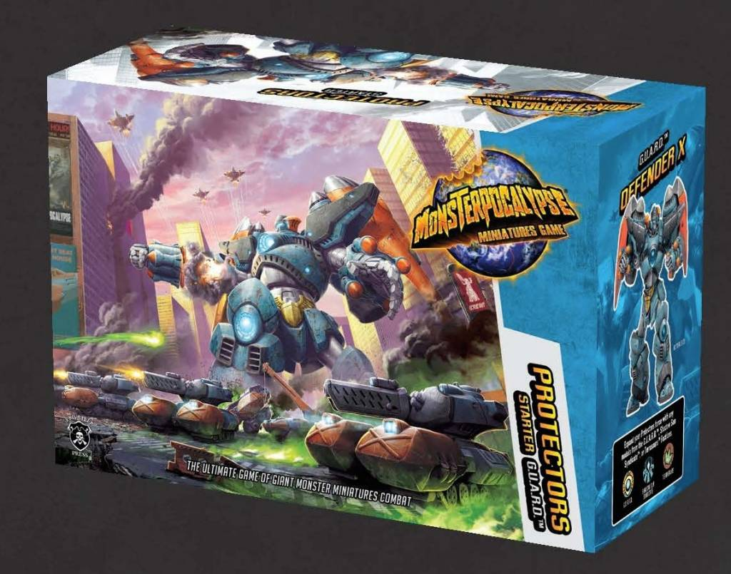 Monsterpocalypse : Protectors Starter set