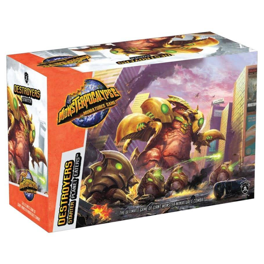 Monsterpocalypse : Destroyers Starter set