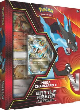 Pokemon Battle Arena Deck - Charizard