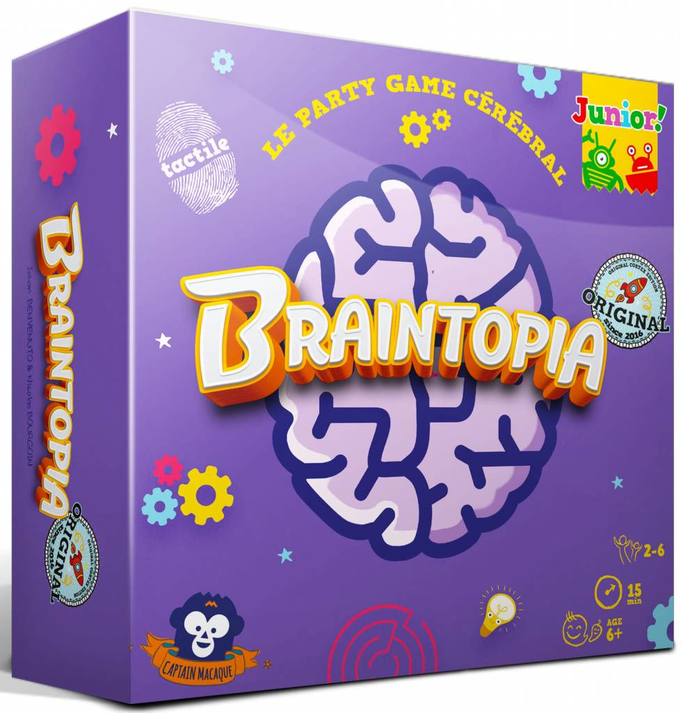 Braintopia Junior (FR)