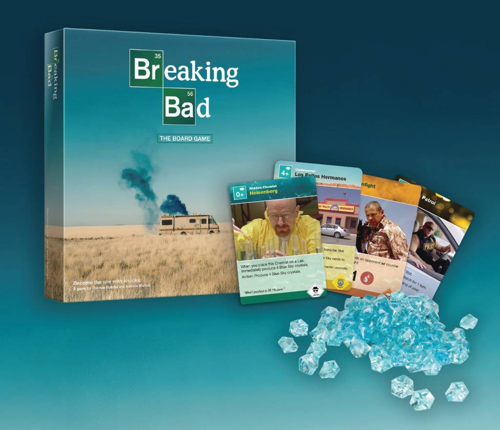 Breaking Bad - The Board Game