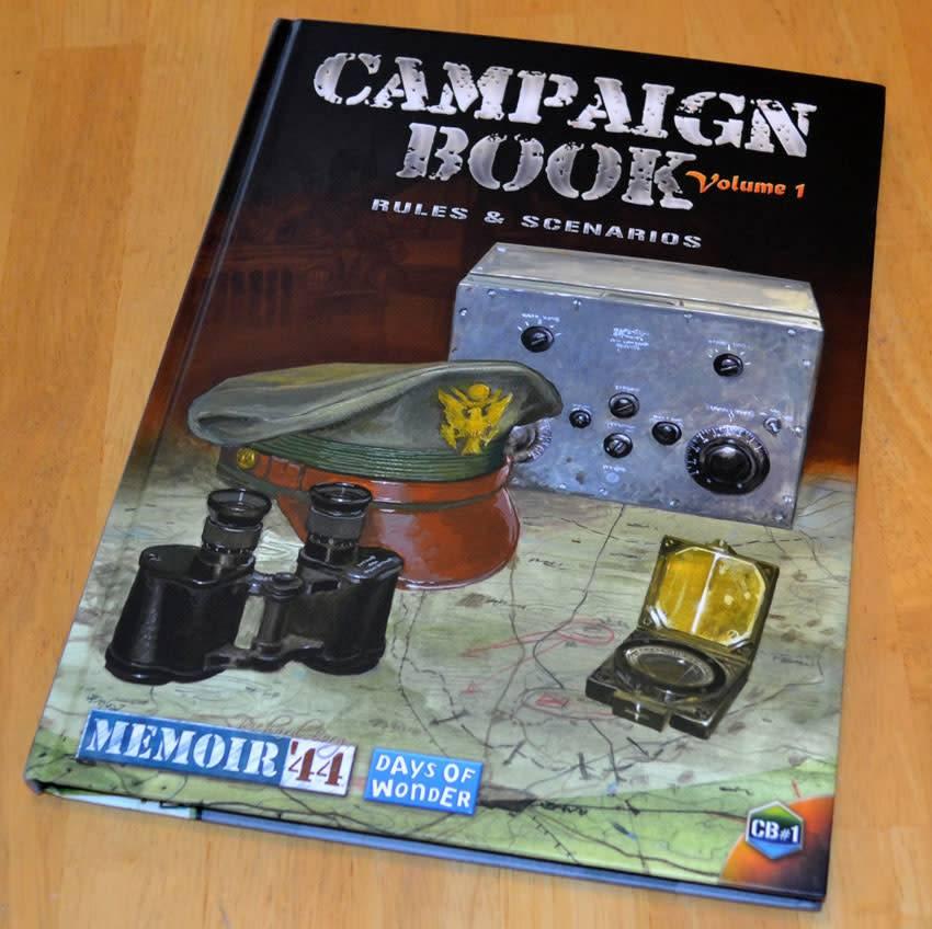 Campaign Book Vol. 1