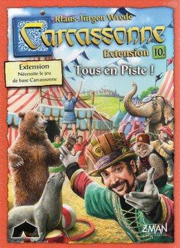 Carcassonne - Ext. Tous En Piste!