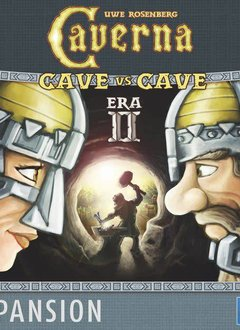 Caverna: Cave vs Cave – Era II: The Iron Age