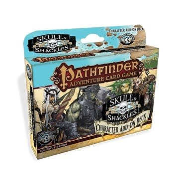 Character Add On Deck: Pathfinder ACG