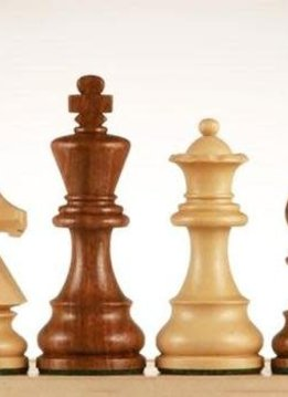 CHESSMEN/STAUNTON SHEESHAM, 3""