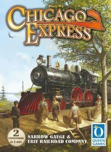 Chicago Express: Schmalspurbahnen & Erie Railroad Company