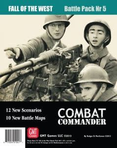 Combat Commander Battle Pack Nr5
