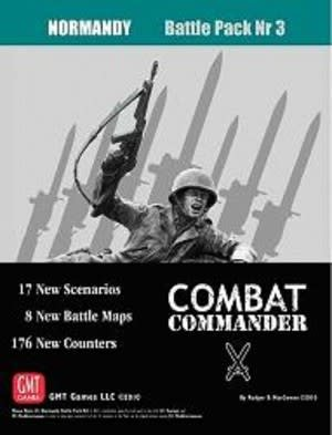 Combat Commander Normandy
