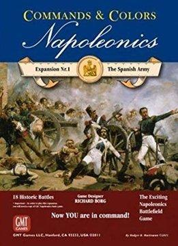 Commands & Colors Napoleonics: The Spanish Army